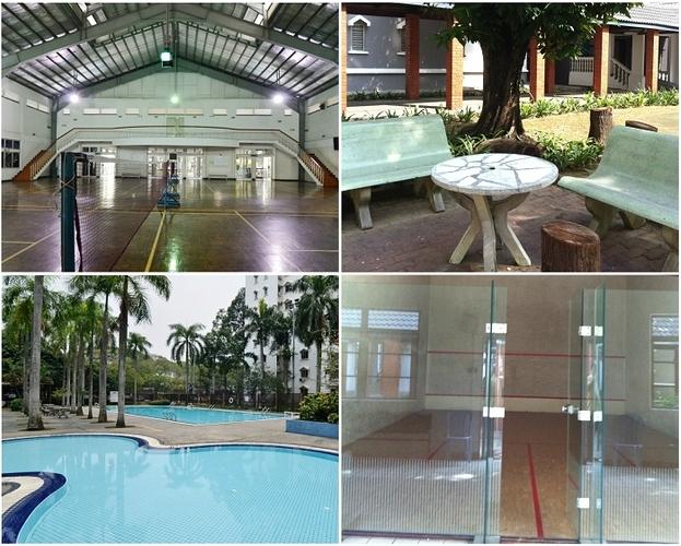 Wtr Endah Villa Condo Sri Petaling Near Bukit Jalil