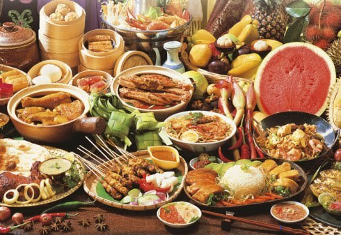 Traditional Food And Drink In Thailand