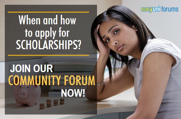I have a question about scholarships .....?