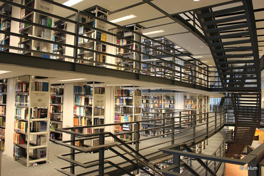 Astounding Which Universities In Malaysia Have The Best Library Download Free Architecture Designs Fluibritishbridgeorg